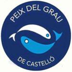 Logo de dos peces - Pescado dell Grau de Castelló