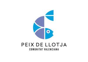 Logo un pez - Pescado de la Lonja (Comunidad Valenciana)